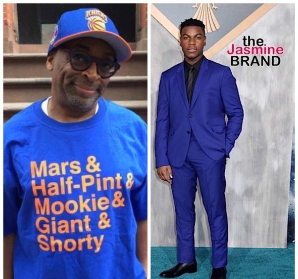 "British Actor John Boyega Calls Spike Lee's ""She's Gotta Have It 2"" 'Trash'"