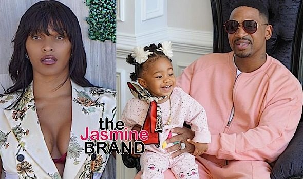Stevie J Alludes To Joseline Not Allowing Him See Their Daughter Bonnie Bella [VIDEO]