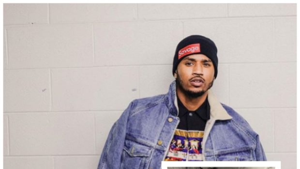 Trey Songz Confirms He's A Dad, Reveals Son's Name [Photos]