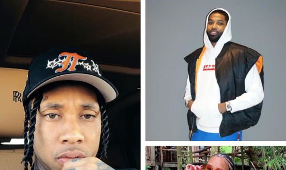 Tyga Used To Be Married To Jordan Craig, Mother Of Tristan Thompson's Son