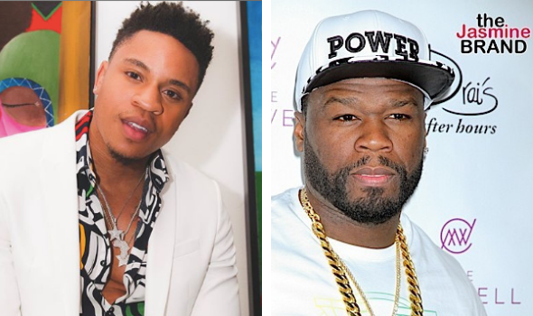 'Power' Star Rotimi Admits Owing 50 Cent, Says He Paid $100K Toward His Debt