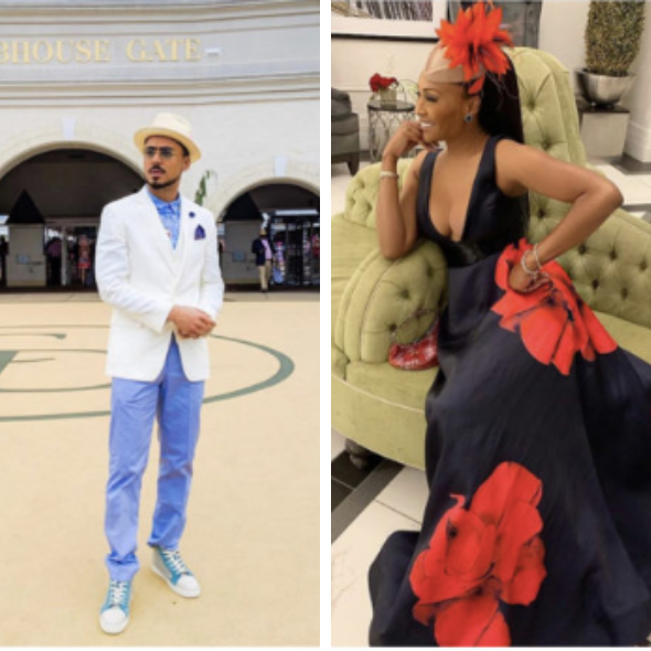 Celebrities Attend Kentucky Derby: Tom Brady, NeNe Leakes, Vivica Fox, Cynthia Bailey, Quincy