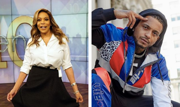 Wendy Williams Had An Almost Awkward W/ Lil Kim's Baby Daddy Mr Papers: I Thought I Might Get My Wig Snatched!