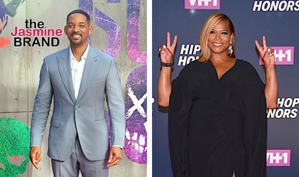 Will Smith & Queen Latifah To Produce Hip-Hop Version Of Romeo & Juliet For Netflix