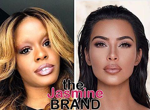 Azealia Banks Says Kim Kardashian Needs To Lighten Her Skin Tremendously For Beauty Shoot: I Like The White Version Of Kim