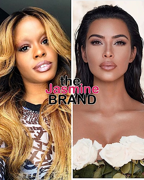 Azealia Banks Says Kim Kardashian Needs To Lighten Her Skin Tremendously For Beauty Shoot: I Like The White Version Of Kim