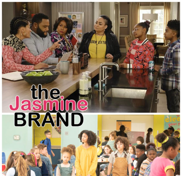 """Black-ish"" Renewed For Season 6; Spin-Off ""Mixed-ish"" Gets Series Order"