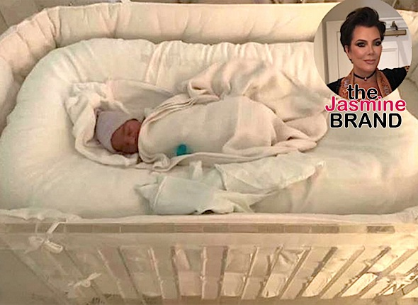 Kris Jenner Reveals Inspiration Behind Newest Grandchild's Name Psalm West