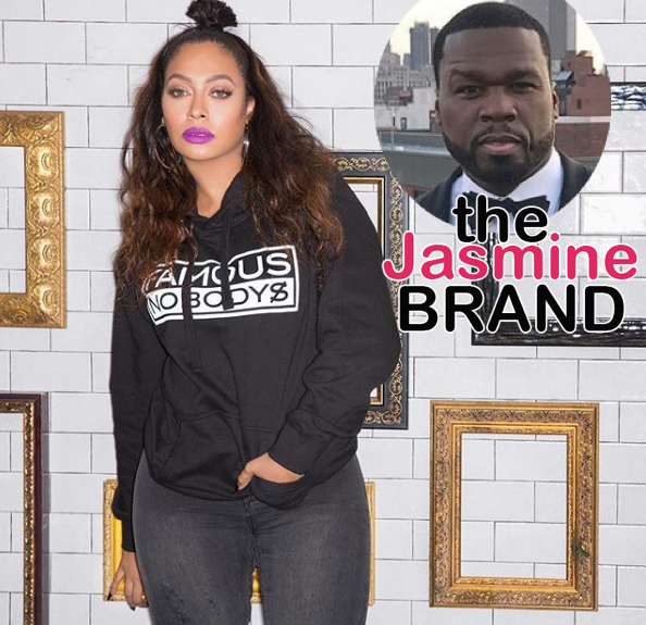 LaLa Anthony To Star In 50 Cent's New Starz Series 'Intercepted'