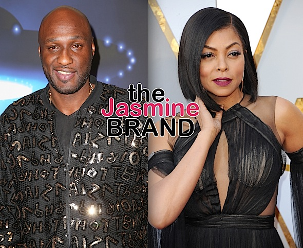 Lamar Odom Secretly Dated Taraji P. Henson: I Don't Think I Ever Connected With Another Black Woman As Deeply As I Did With Taraji