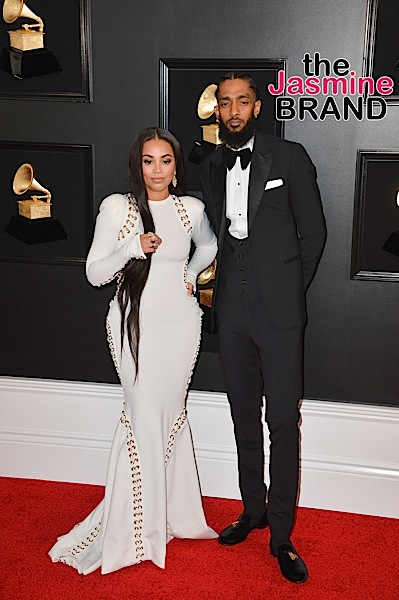 Lauren London Crowns Nipsey Hussle The 'King Of LA'