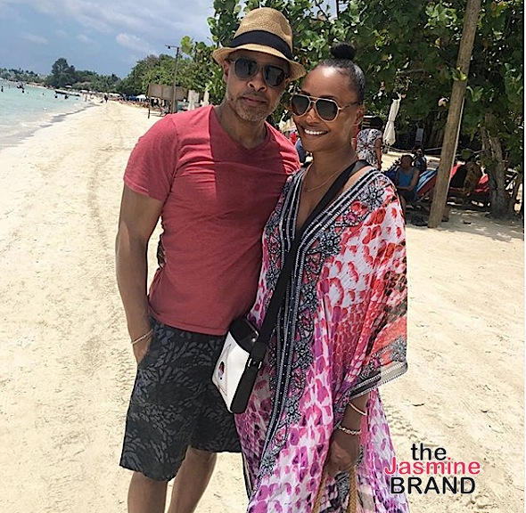 Cynthia Bailey Thanks Steve Harvey & Tells Fans 'Never Give Up On Love' After Boyfriend Mike Hill Proposes