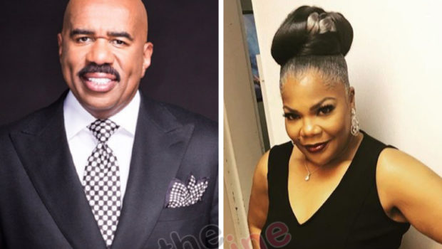 Mo'Nique Says She Is NOT Celebrating Steve Harvey & Lee Daniels Shows Being Canceled