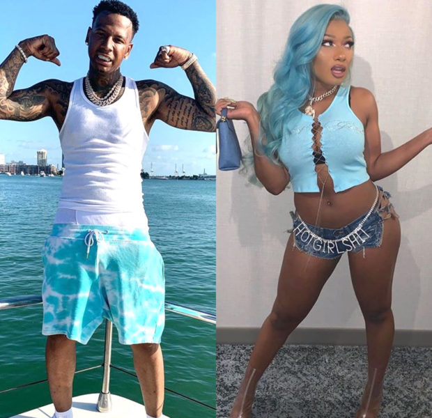 Megan Thee Stallion & Moneybagg Yo Confirm Their Relationship