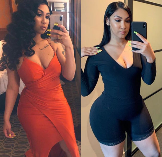 Queen Naija Debuts New Post-Surgery Body, Gets Tummy Tuck & Brazilian Butt Lift: I Can't Sit Down!
