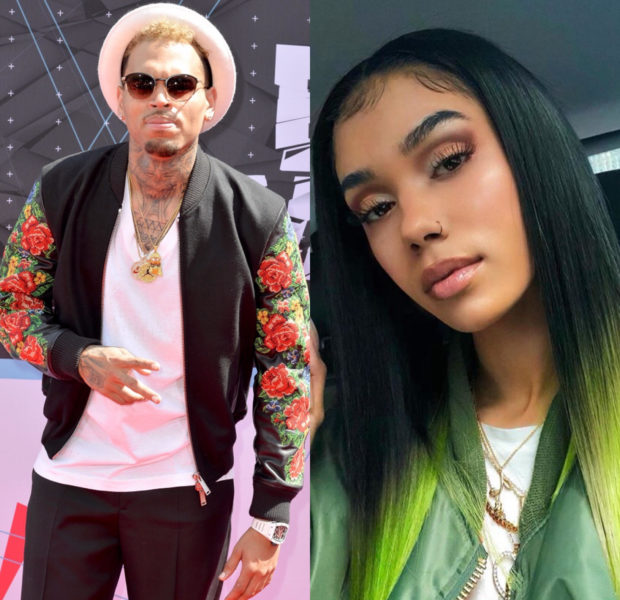 Chris Brown Allegedly Dating Model Indyamarie Jean