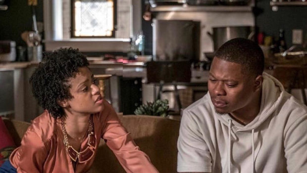Tiffany Boone's Fiancée Shares Subliminal Post Amidst Reports Jason Mitchell Sexually Harassed Her On 'The Chi' Set