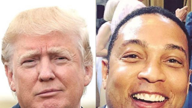 Don Lemon Says He Was Called A 'F***ot' While Filming Show, Adds Battle W/ Trump Takes A Toll On Him