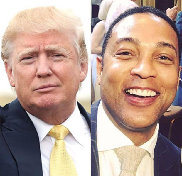 "Donald Trump Calls Don Lemon ""The Dumbest Man On Television"" Again"