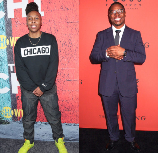 """Lena Waithe Addresses Jason Mitchell's Sexual Assault Allegations On 'The Chi': """"I Don't Have The Power To Fire Anyone"""" + Says She Will NOT Work W/ Him In The Future"""