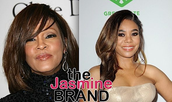 Regina Hall Refused To Tell Whitney Houston Joke About Drugs