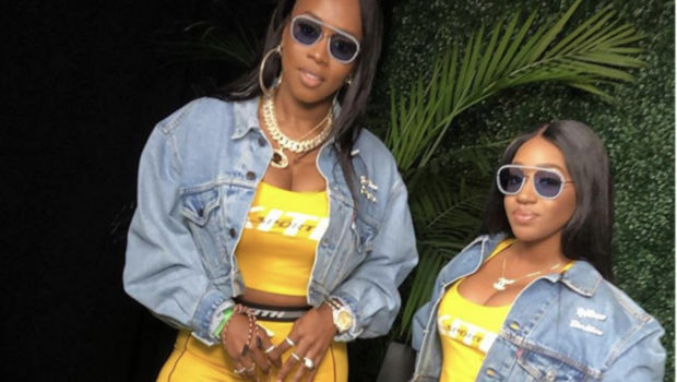 Remy Ma Is Twinning With Stepdaughter: I Love Being A Mom!
