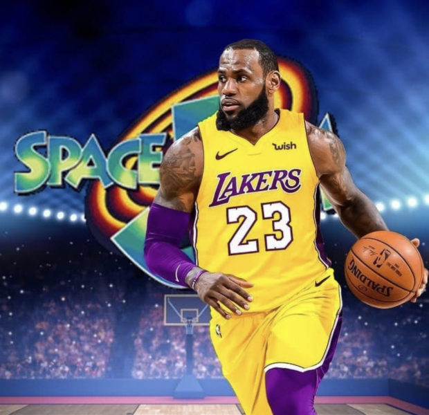 LeBron James Says Starring In Space Jam Sequel Is Surreal