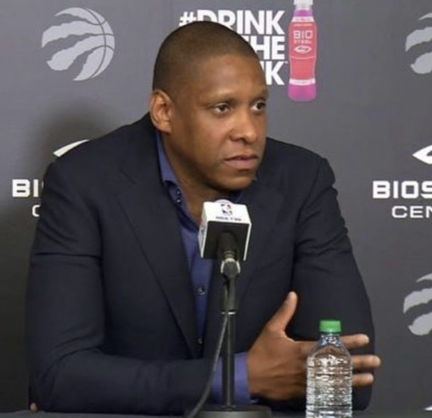 Toronto Raptors President Under Investigation, After Allegedly Striking Deputy In The Face After Game 6 [VIDEO]