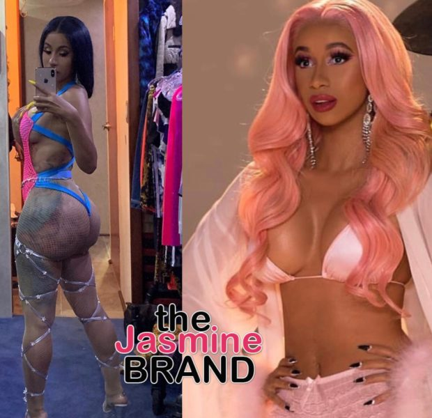 Cardi B Introduces Her 'Hustler' Stripper Character Diamond [Photo]