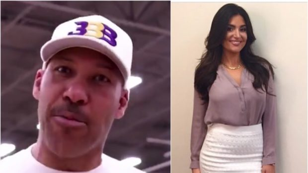 LaVar Ball Banned From ESPN Networks Following Remarks Made To 'First Take' Host Molly Qerim