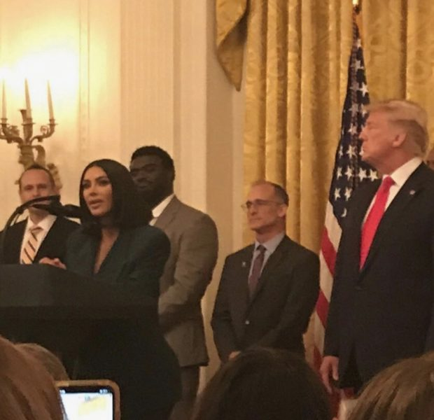 Kim Kardashian Asks For Assistance w/ Finding Post Prison Employment