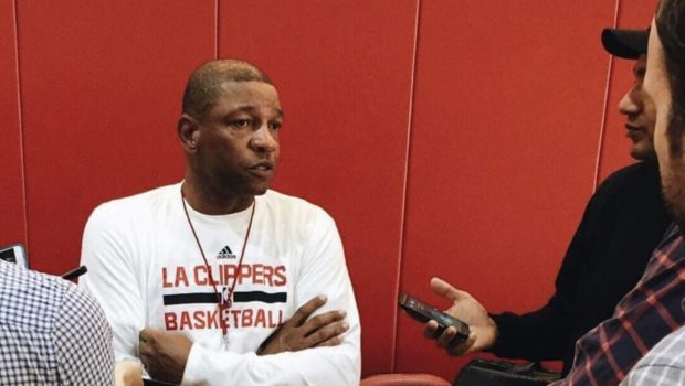 NBA Fined Doc Rivers $50K Over Comments On Upcoming NBA Free Agent Kawhi Leonard