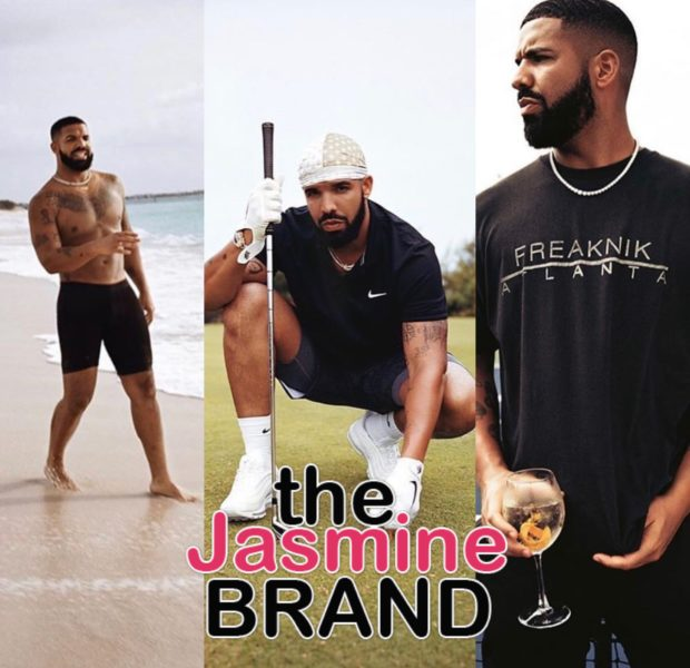 Drake Is In Album Mode, While Vacaying In Turks & Caicos [Photos]