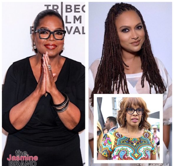 "Ava DuVernay, Oprah Winfrey & Gayle King Explain Why They Don't Like Being Called ""Auntie"""