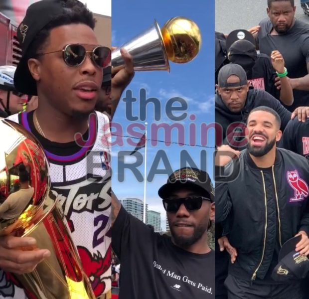 Toronto Raptors Celebrate NBA Finals Win: 4 Fans shot & 3 arrested At Parade + Drake Attends [Photo]