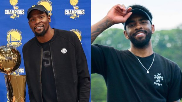 Kevin Durant, Kyrie Irvin & DeAndre Jordan To Sign w/ The Brooklyn Nets
