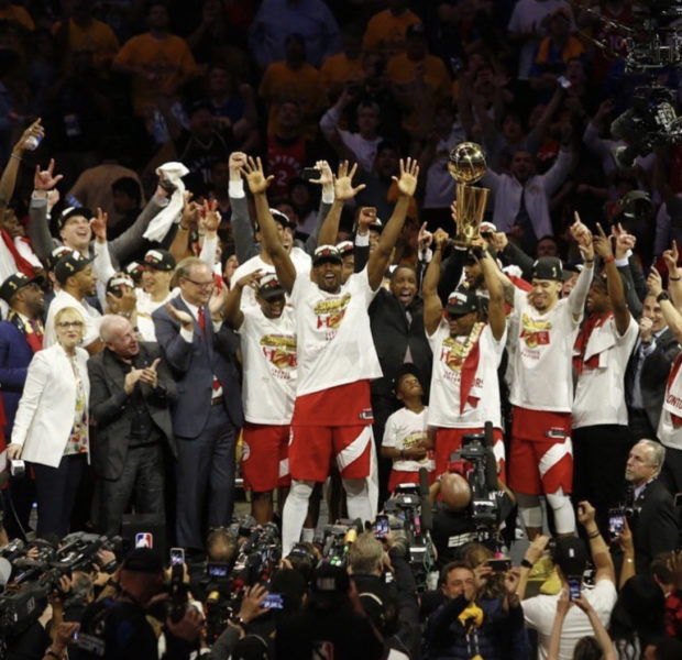 Toronto Raptors Defeat Warriors To Win 1st NBA Championship