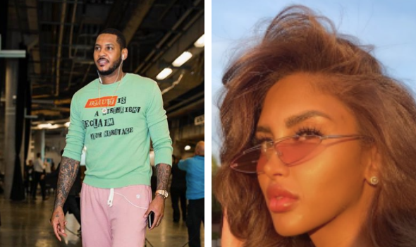 Carmelo Anthony – Woman On Yacht W/ NBA Star Identified As Model Sara Smiri, Conflicting Reports On If She's Single Or Married