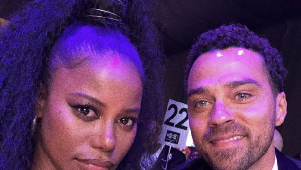 Actress Taylour Paige Has Found Her Soulmate In 'Grey's Anatomy' Boyfriend Jesse Williams