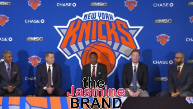 NBA Fines New York Knicks $50,000 For Banning Media Outlet From Draft Conference