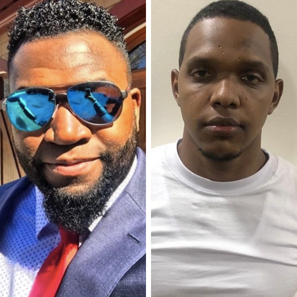 David Ortiz – Police ID Man Who Allegedly Hired Hit On Him, Gang Leader José Eduardo 'Chunky' Ciprián