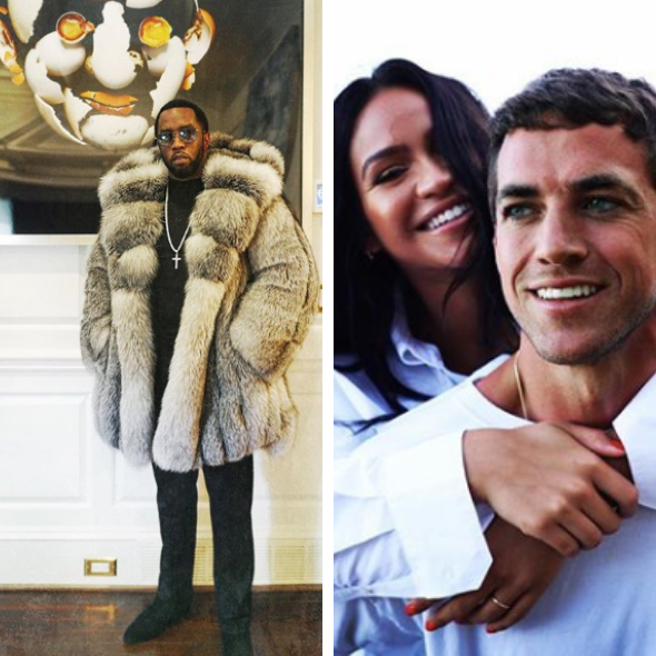 Update: Diddy Congratulates Cassie On Her Pregnancy