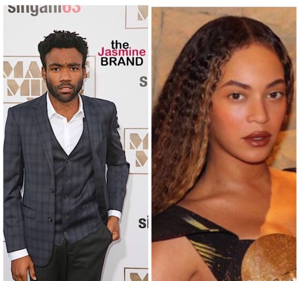 "1st Look: Donald Glover & Beyoncé Performing ""Can You Feel The Love Tonight"" [VIDEO]"