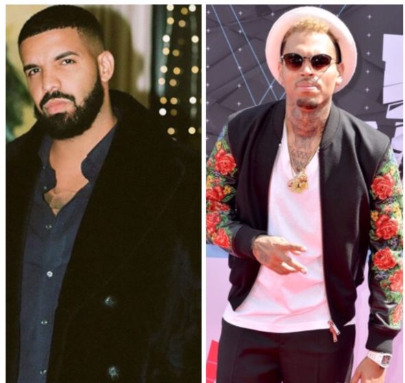 Drake & Chris Brown Tease New Project