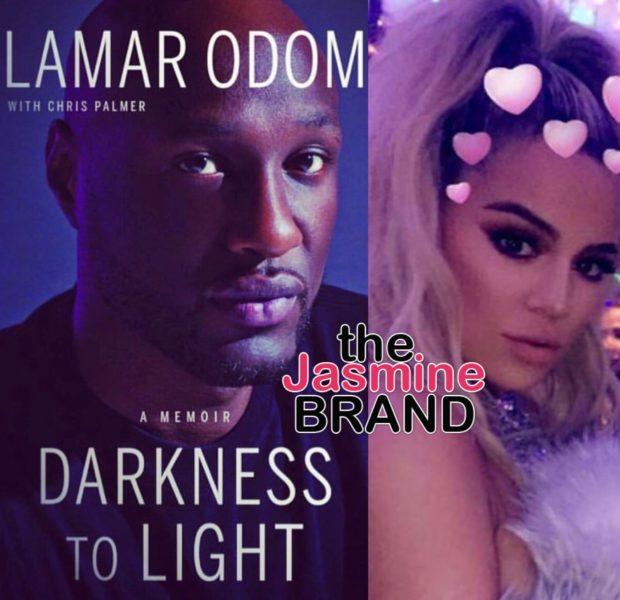 Khloe Kardashian Congratulates Ex Lamar Odom: Look At God!