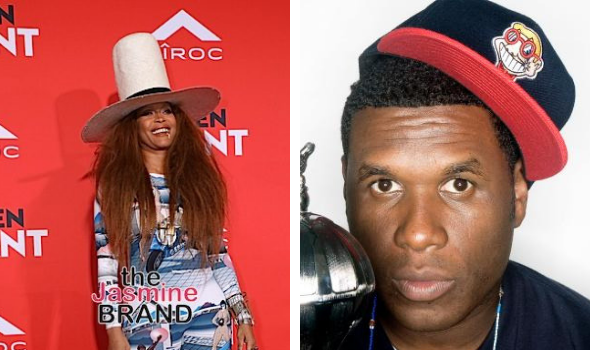 Erykah Badu Congratulates Jay Electronica, Whom She Shares A Child With, On His New Album: This Sh*t Fire!