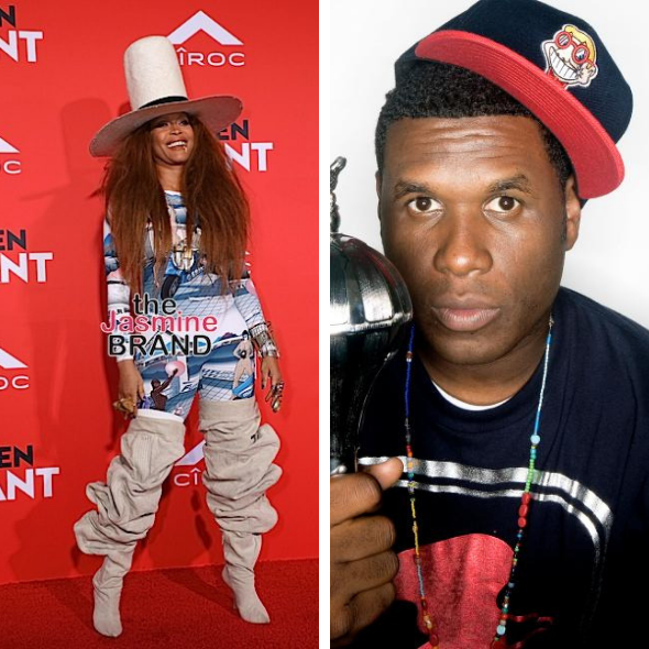 Jay Electronica Jokingly Says Ex Erykah Badu Belongs To Him: She's My Daughter, My Wife, My Baby Mama & Porn Star! [VIDEO]