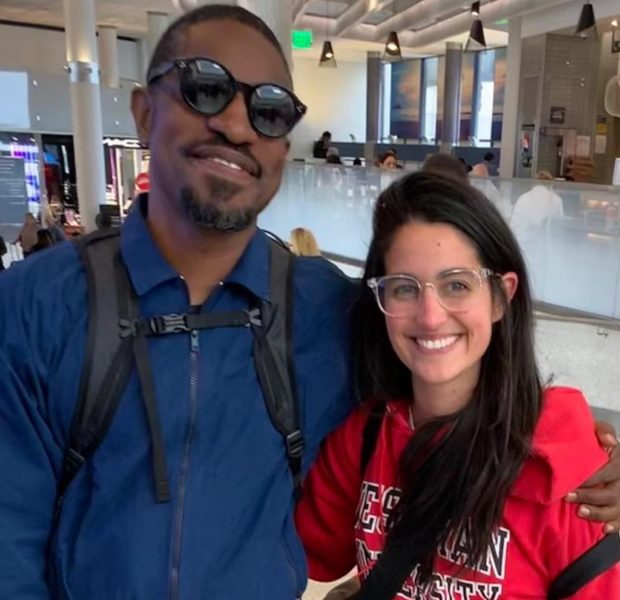 Andre 3000 Spotted In Airport Casually Playing Indigenous Double Flute For 40 Minuets