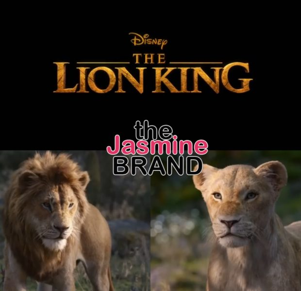 The Lion King Releases New Trailer Ft. Beyoncé As Nala