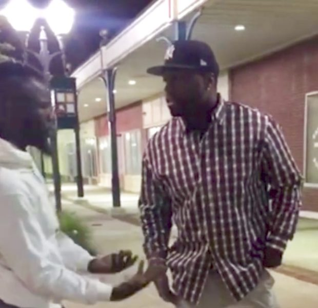 """50 Cent Criticizes Aspiring Rapper Who Aggressively Approached Him While On A Date: """"It's Never Gonna Happen For You Because You're Stupid!"""""""